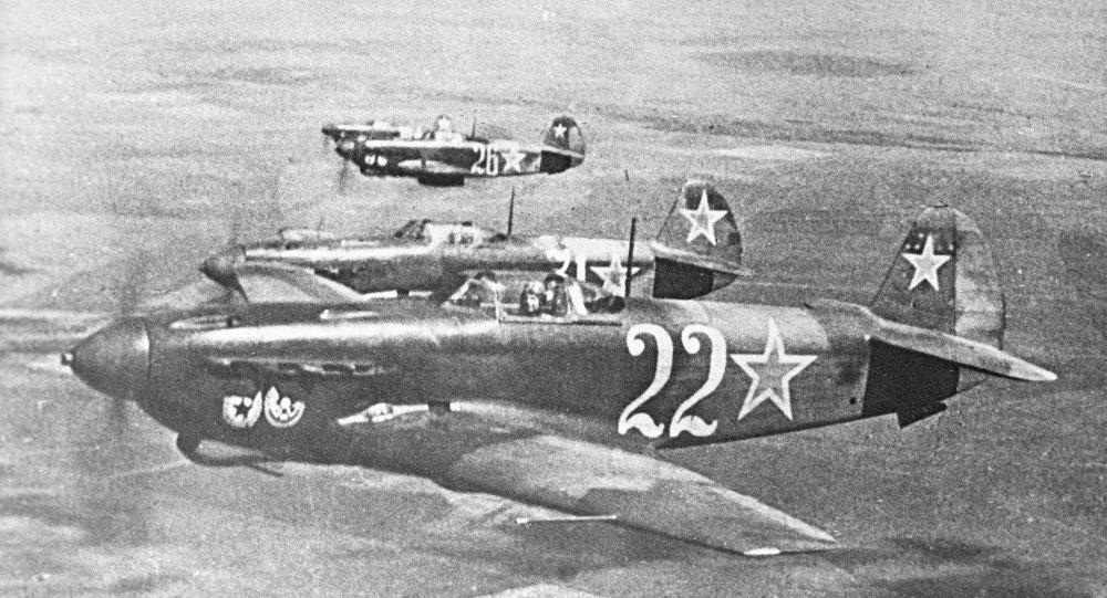 Un chasseur Yak-9