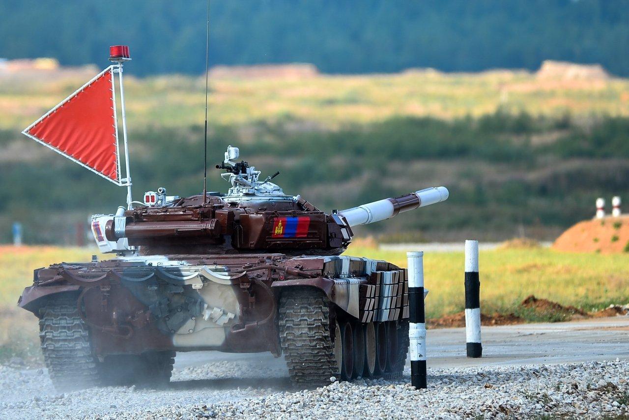 Biathlon en chars d'assaut 2014: 2ème journée
