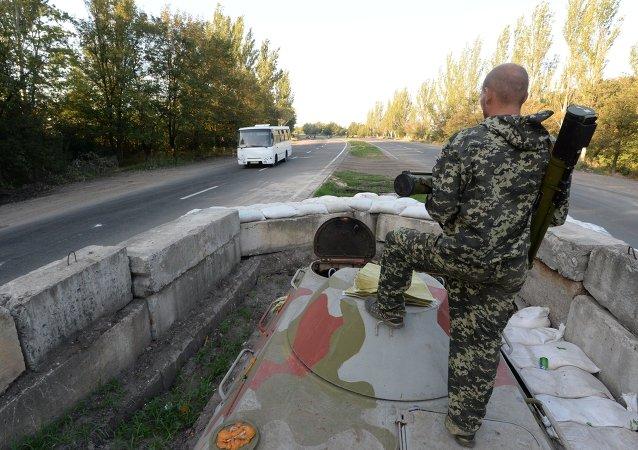Ukraine: la situation à Gorlovka