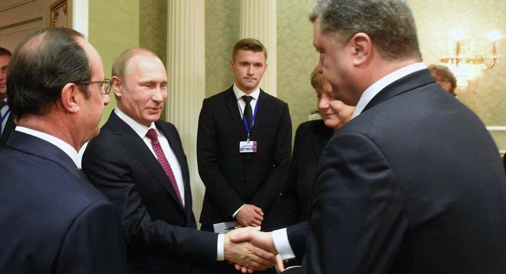 Sommet de Minsk