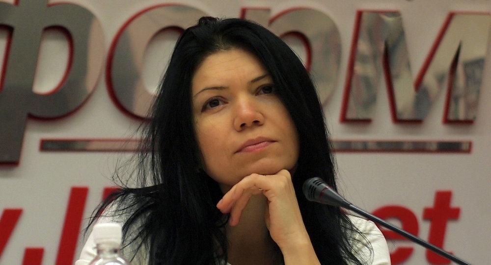 Viktoria Sioumar