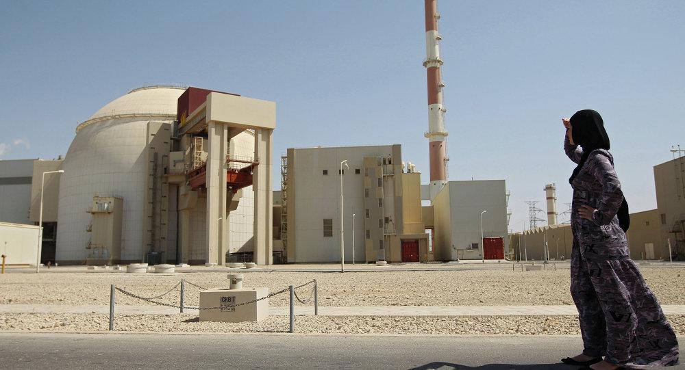 Centrale nucléaire de Bouchehr
