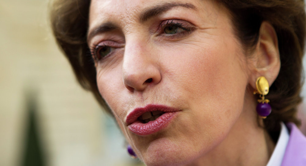 Marisol Touraine. Archive photo