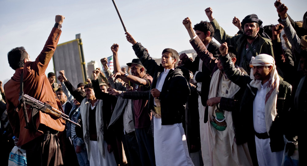 Houthis (Archives)
