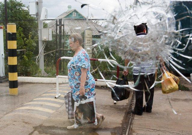 Donetsk et Lougansk: la vie sur la ligne de front