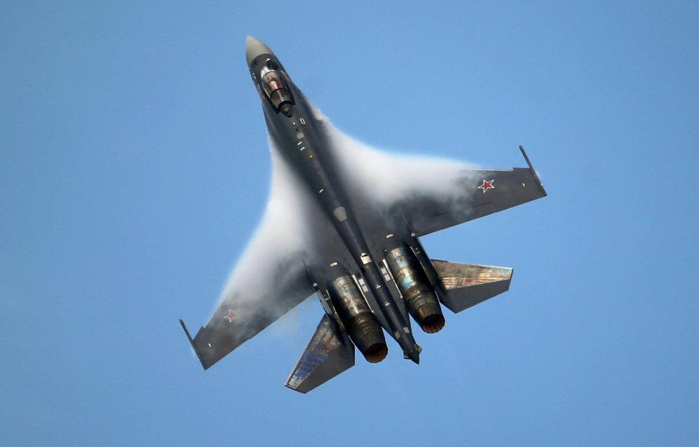Le chasseur Su-35