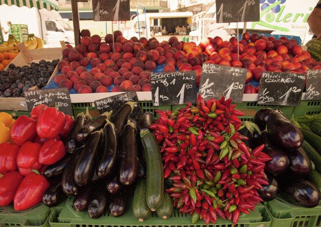 Le Naschmarkt, le plus grand marché de Vienne