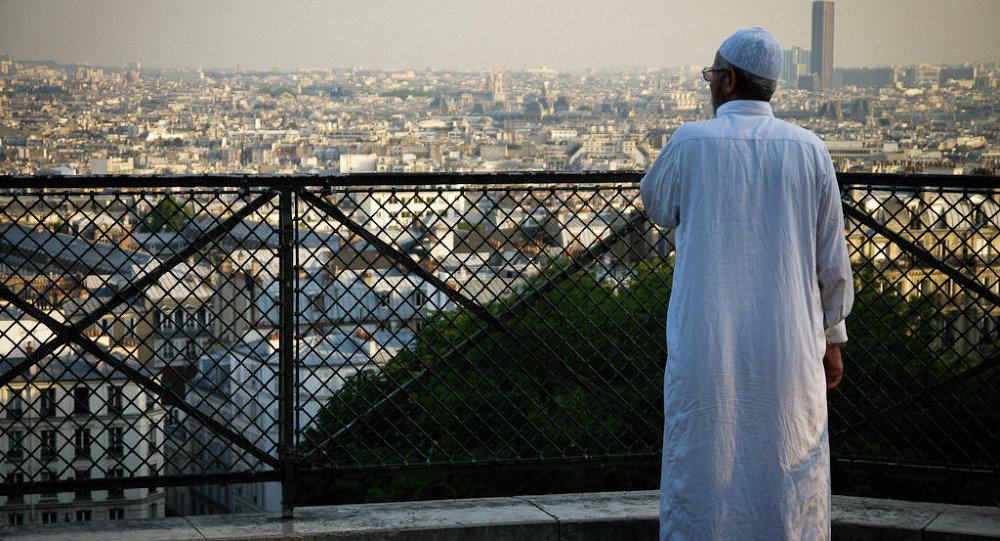 Un musulman à Montmartre