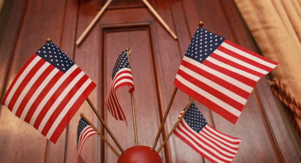 Les drapeaux des États-Unis