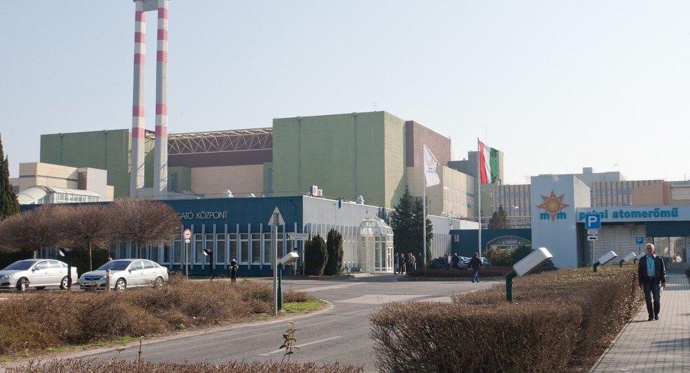 La centrale nucléaire de Paks