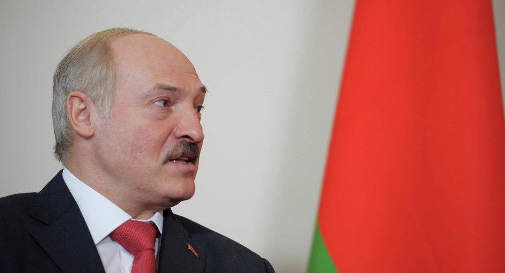 Président biélorusse Alexandre Loukachenko