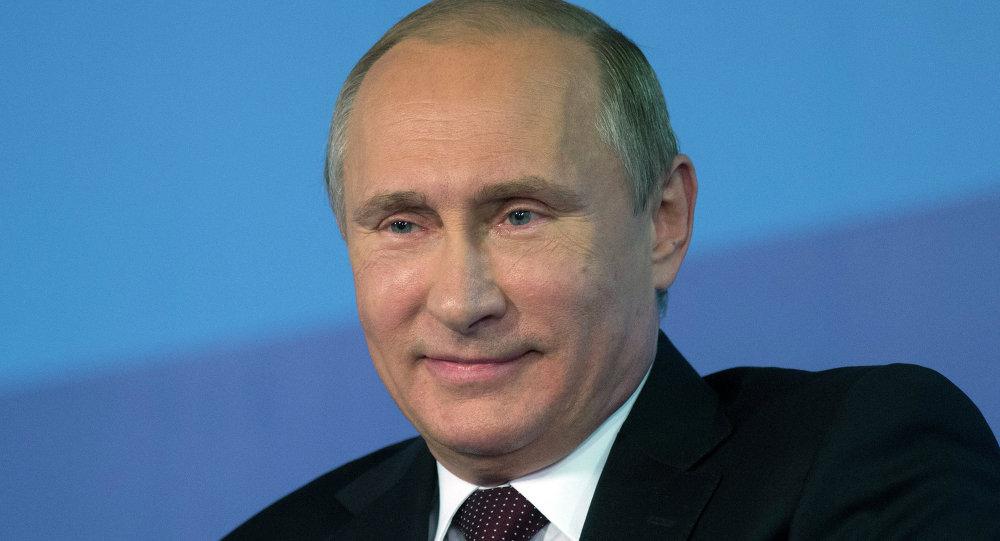 Vladimir Poutine. Archive photo