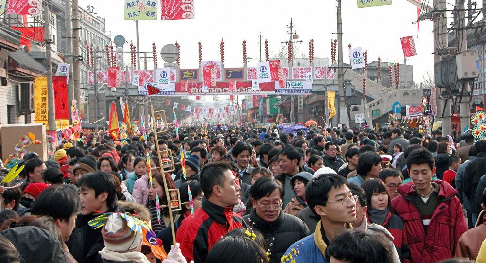 Chine: la population continue d'augmenter