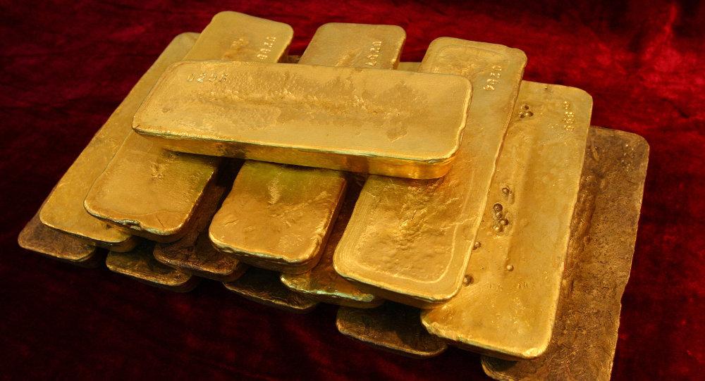 Lingots de l'or