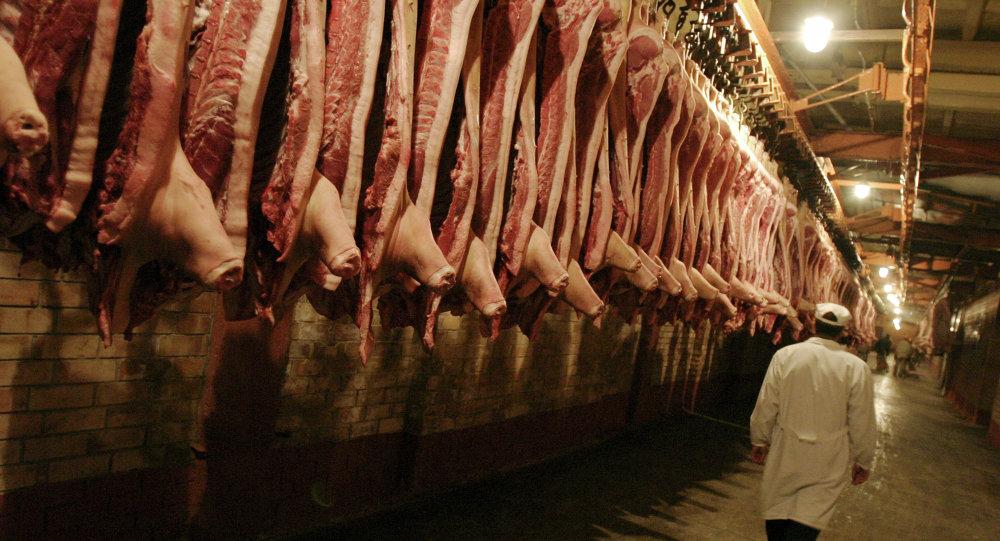 France: reprise de la confrontation sur le prix du porc