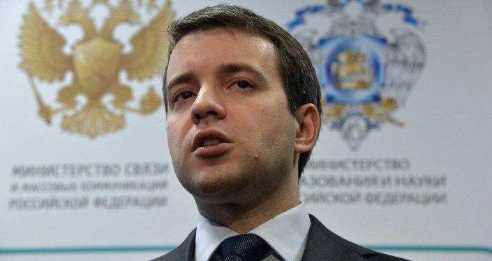 Nikolaï Nikiforov, ministre russe des Télécommunications