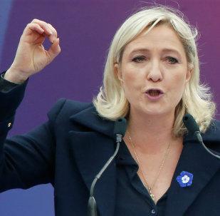 Les atouts de Marine Le Pen: du «charisme» et une «bonne équipe»