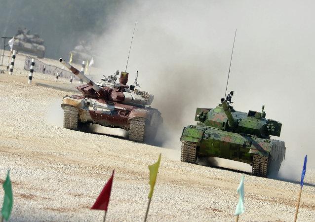 ArmyGames-2017: Vienne et New Delhi relèvent le défi