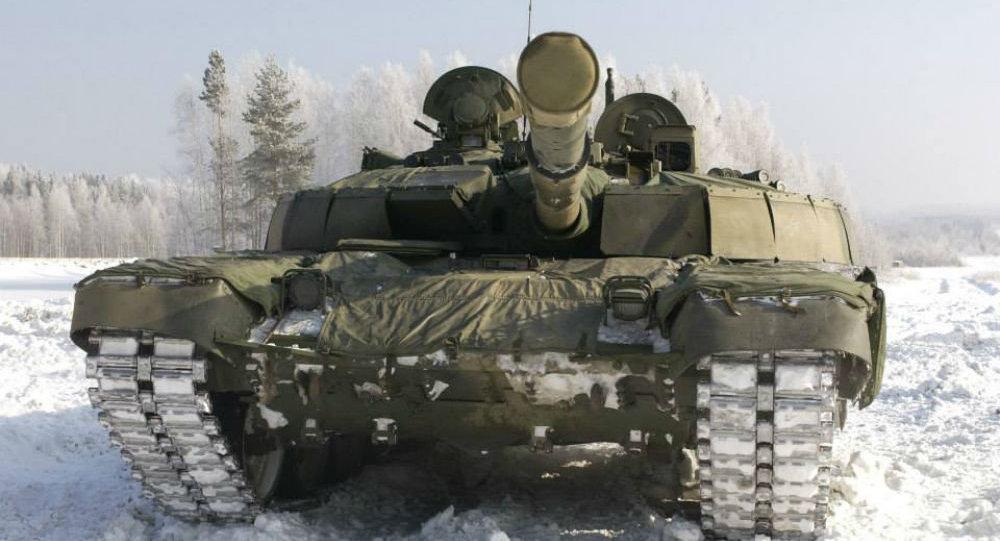 Char T-72B Rogatka