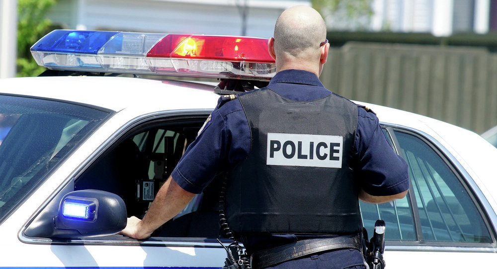 Police. Photo d'archive