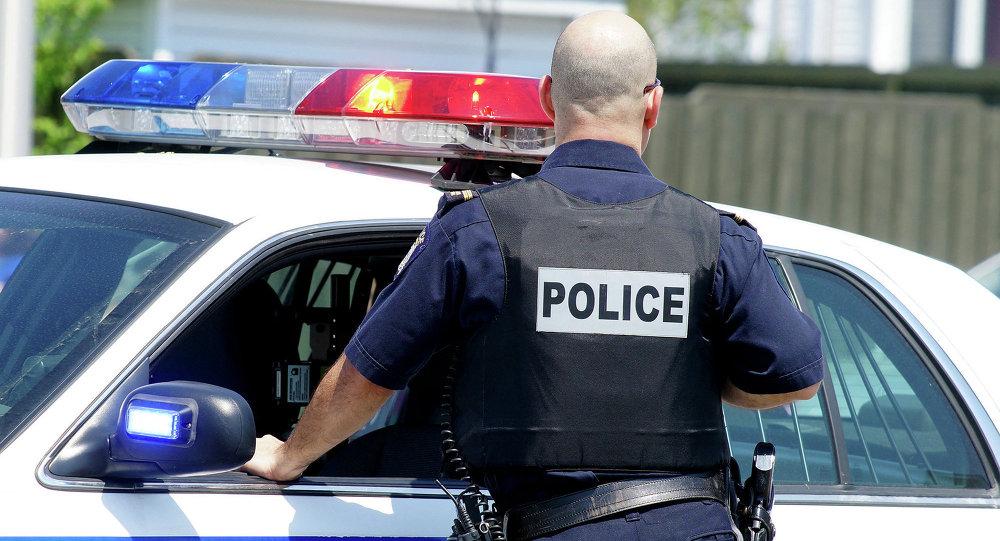 Policier américain