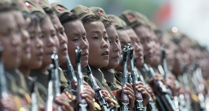 Des soldats nord-coréens (Archives)