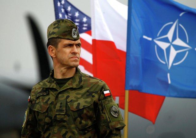 Un soldat polonais