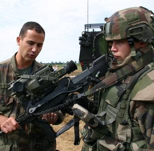 «Soldats du futur» français