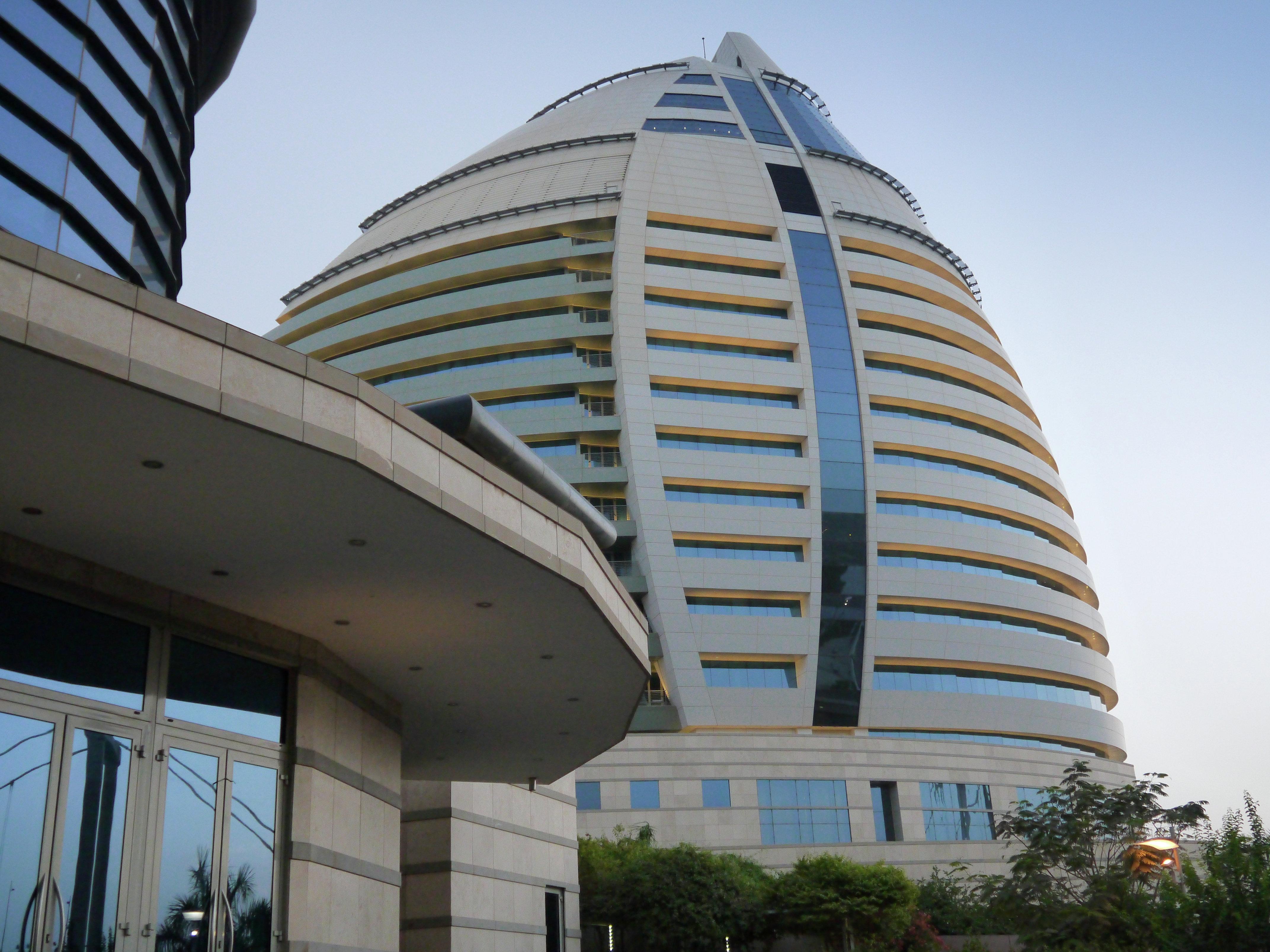 Corinthia Hotel, Khartoum
