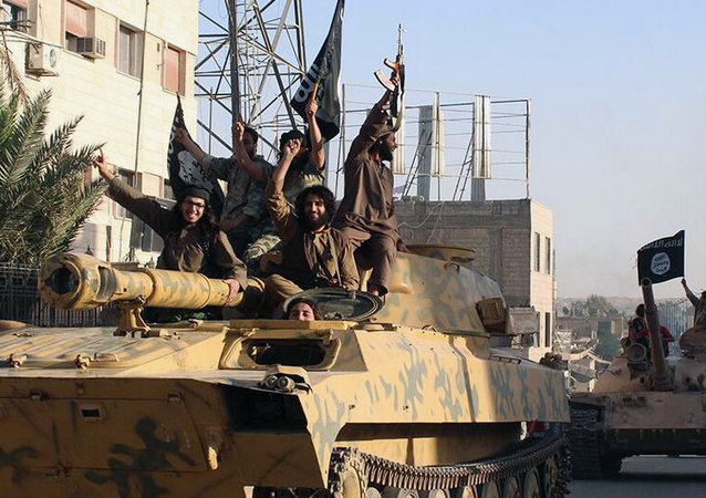 Daech à Raqqa