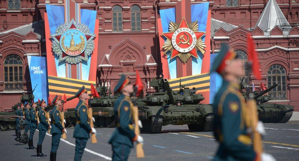 Défilé de la Victoire, Moscou