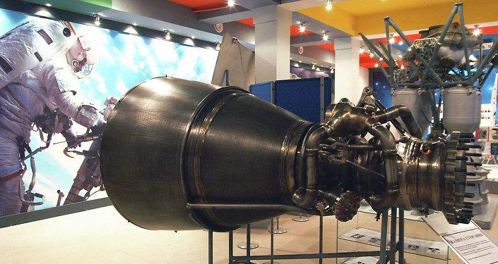 Moteur-fusée RD-180