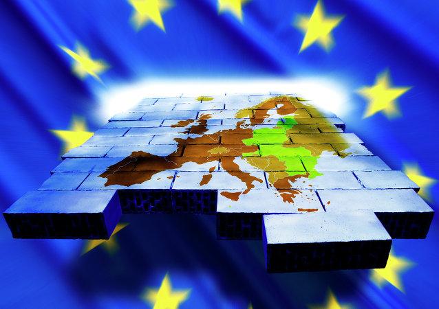 Carte de l'Europe