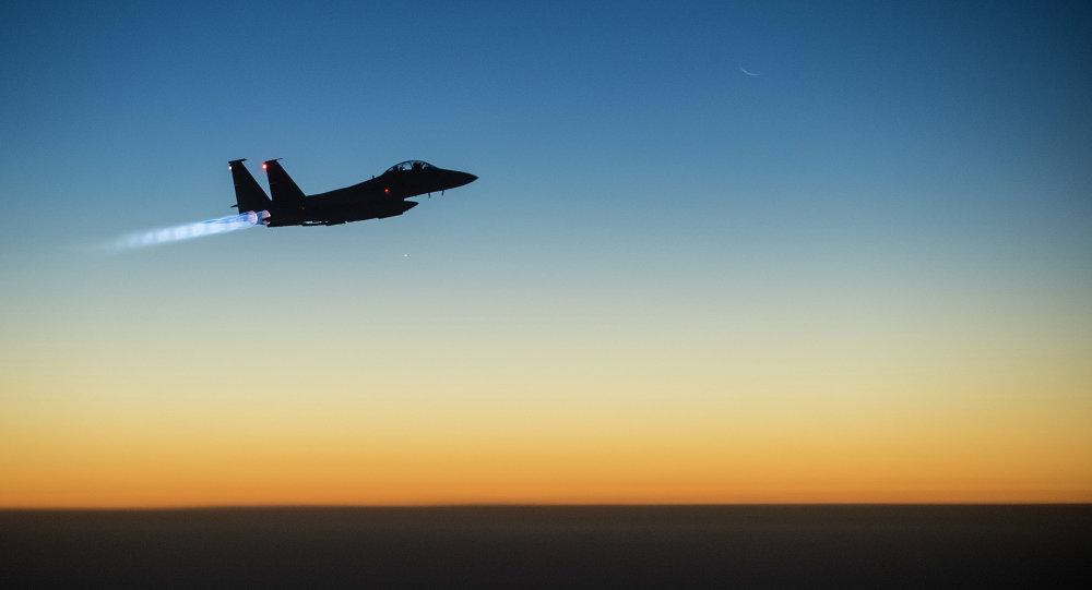 Raid aérien contre l'Etat islamique