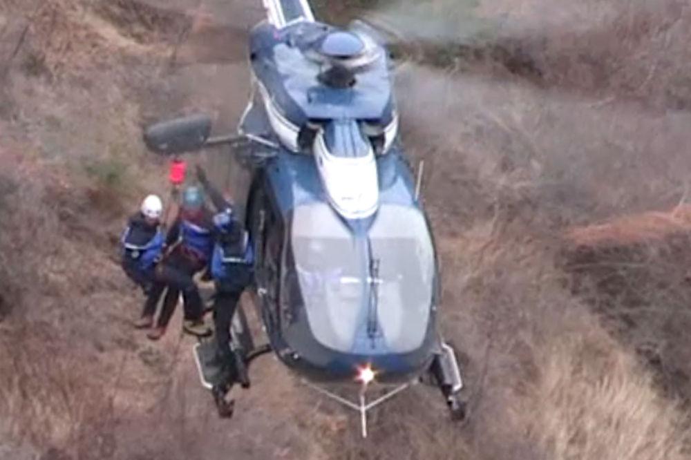 Crash : vaste opération de recherche dans les Alpes