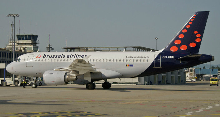 Airbus A319-111 de Brussels Airlines