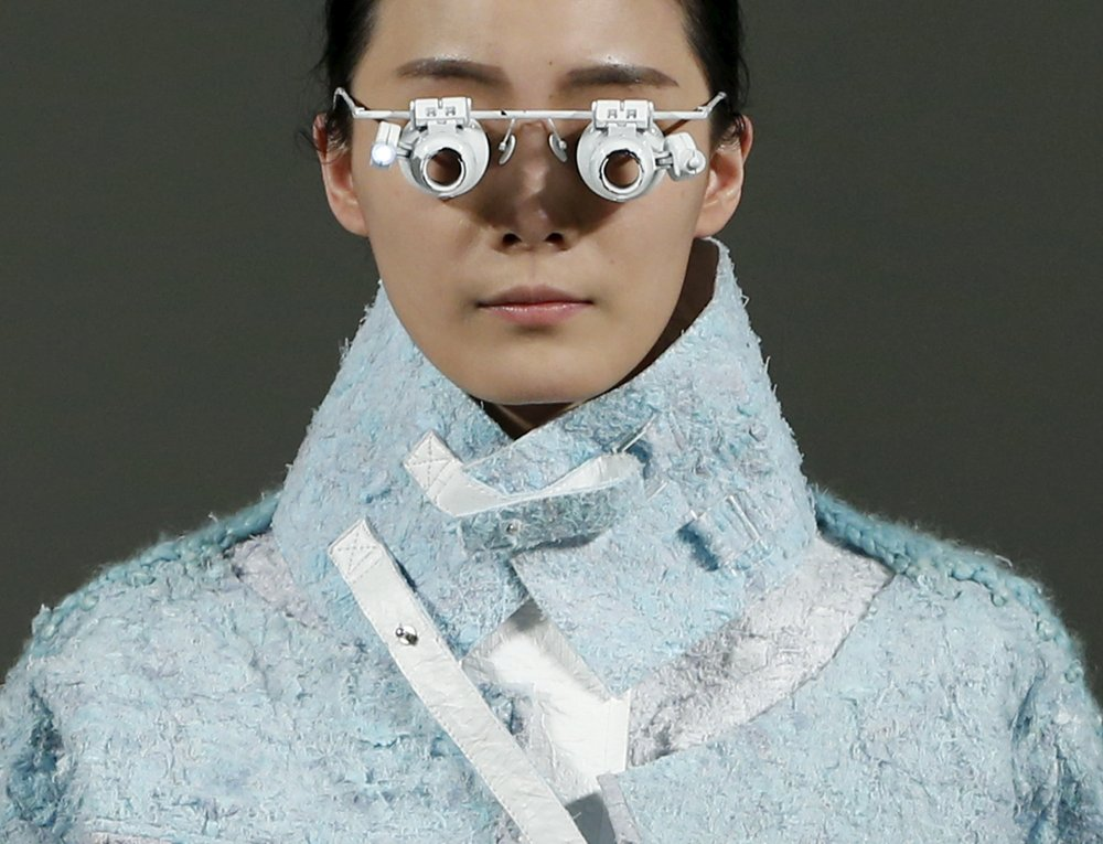 China Fashion Week 2015