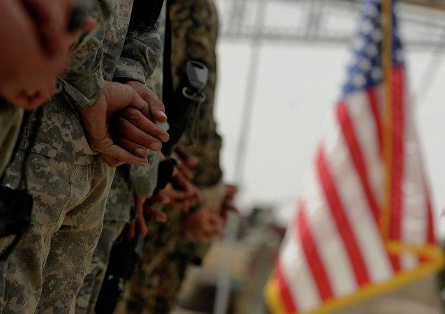 soldat américain