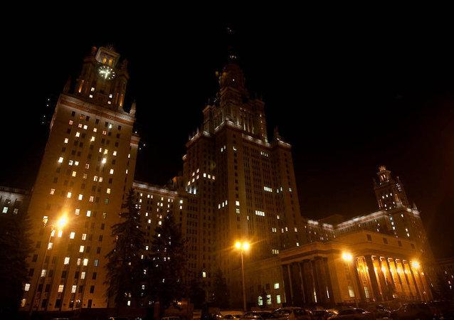 Heure pour la Terre à Moscou. Archives.