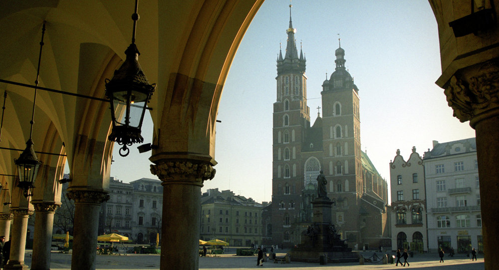 Cracovie. Pologne