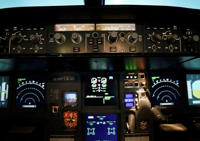 Le cockpit de l'avion Airbus A320 (Archives)