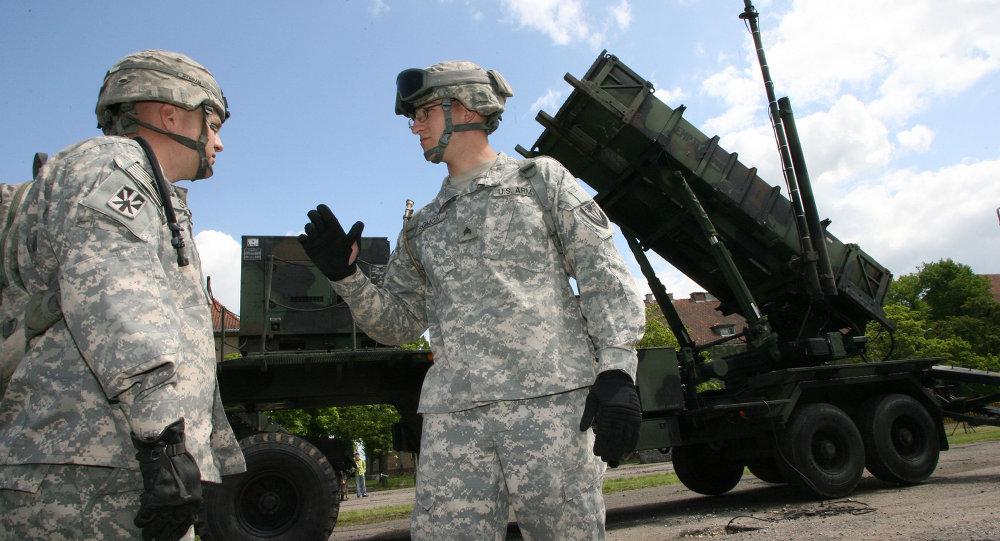 Missiles Patriot en Pologne