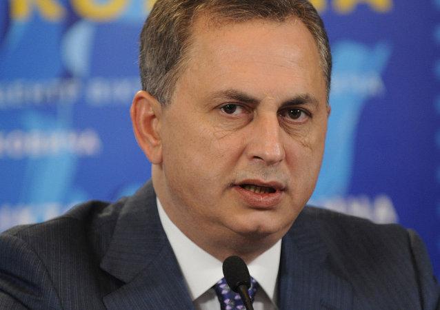 Boris Kolesnikov. Archive photo