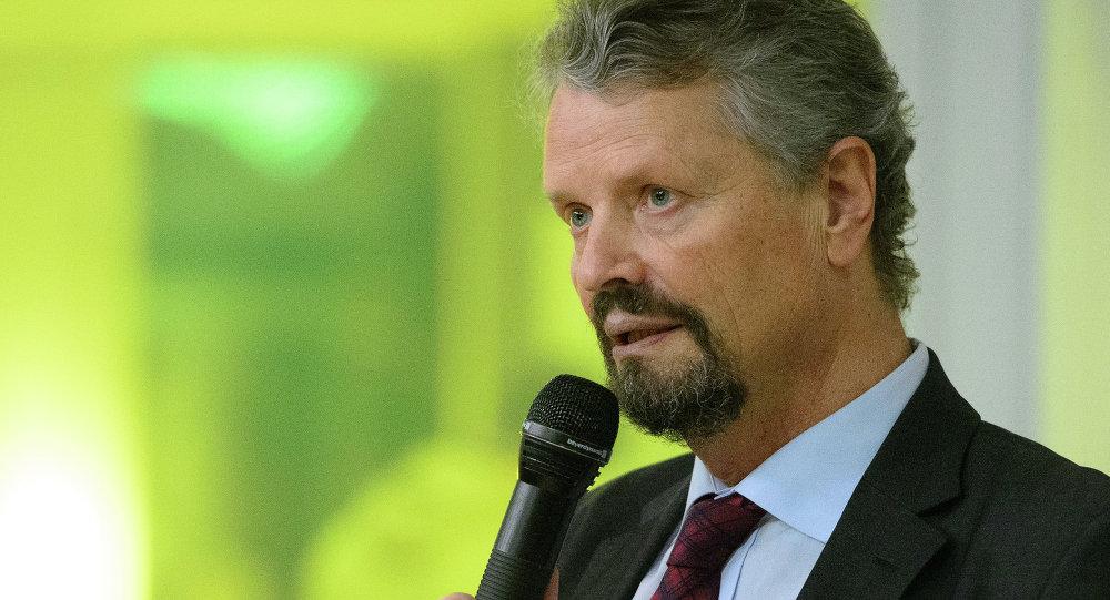 Gernot Erler, coordinateur du gouvernement allemand pour la coopération sociétale avec la Russie