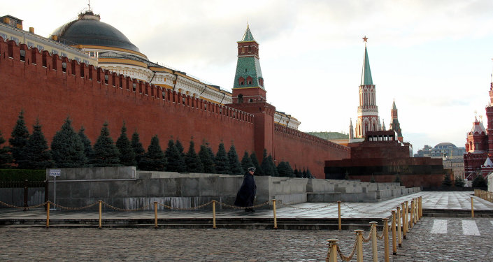 Moscou. Place rouge