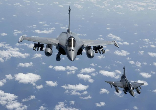 Avions de combat français Rafale