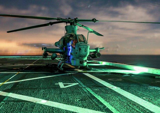 Hélicoptère AH-1Z Viper