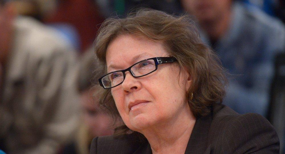 Olga Zinovieva, directrice de l'Institut biographique Alexandre Zinoviev, coprésidente du Club Zinoviev de Rossiya Segodnya
