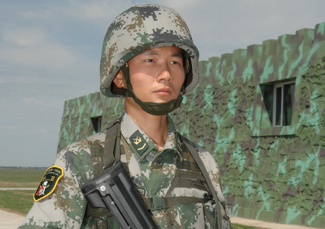 Russia and China begin joint exercise Peaceful Mission 2009