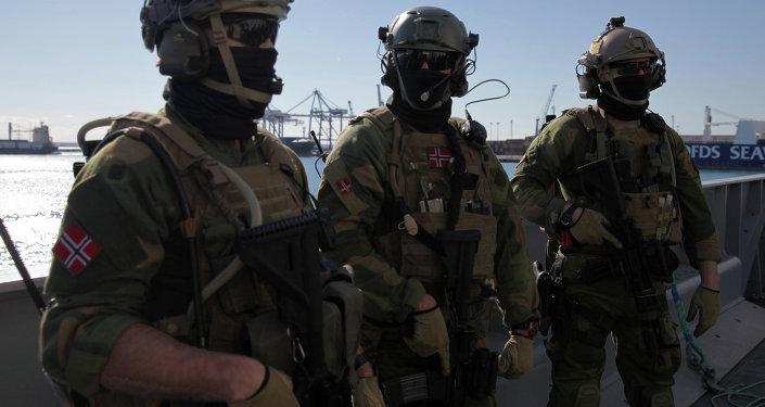 Forces spéciales norvégiennes